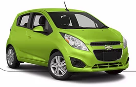chevrolet car to rent provided by manos
